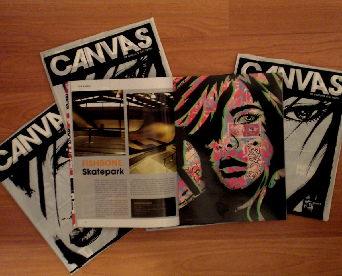 PaperMonster vs. Canvas Magazine