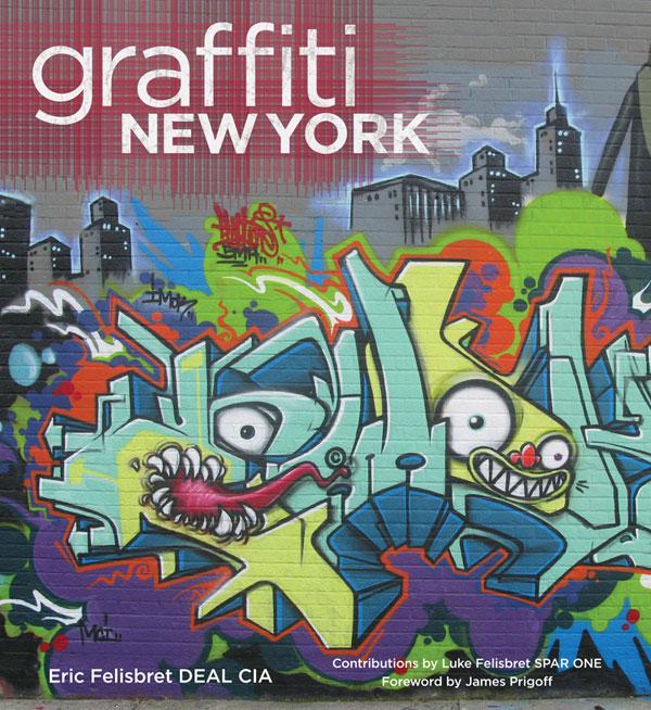 Graffiti New York 2009