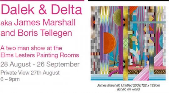 dalek-delta-elms-lesters-painting-rooms-london-540x298