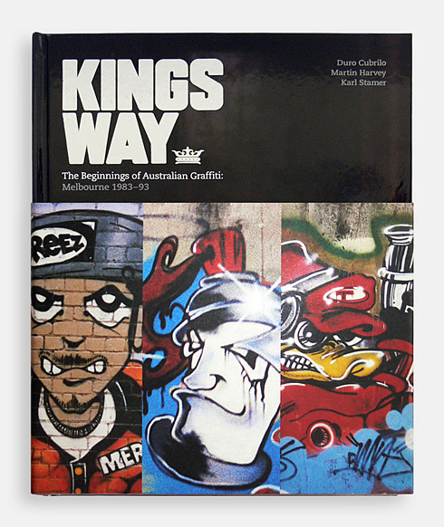 Kings Way (General Edition) with B-Boy Poster